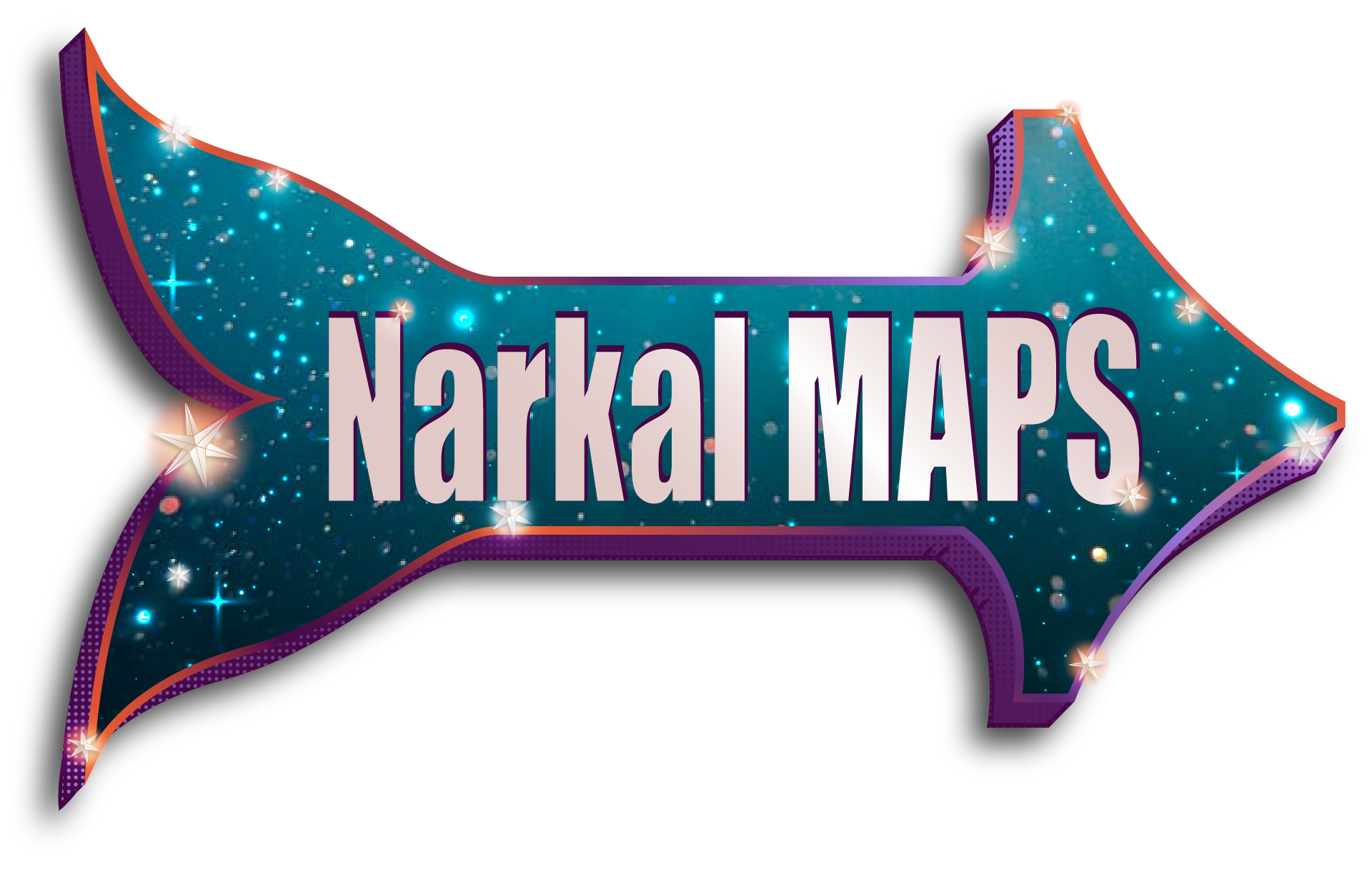 Narkal Maps Button